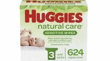 IMAGES: Huggies and Pampers baby wipes only 2 cents per wipe