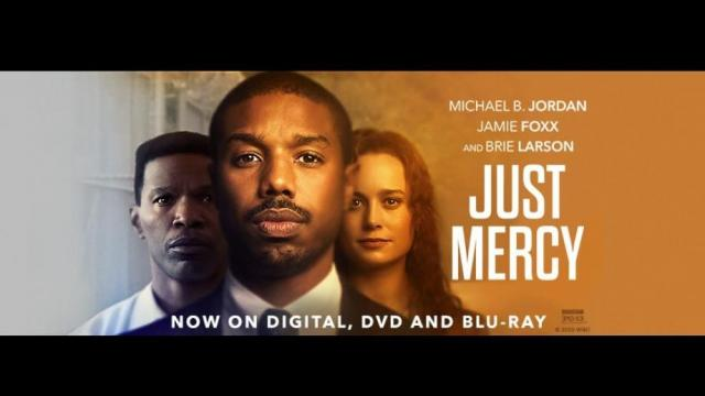'Just Mercy' movie streaming for free in June (photo courtesy Warner Bros.)