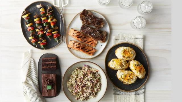 The Fresh Market Father's Day Meal (photo courtesy The Fresh Market)