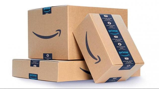 Amazon Boxes (photo courtesy Amazon)