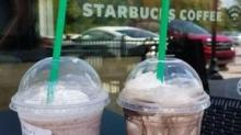 IMAGES: Starbucks requiring customers to wear masks starting July 15