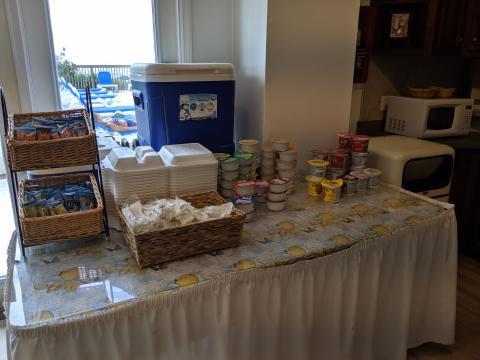 Ocean Isle Inn Breakfast To Go