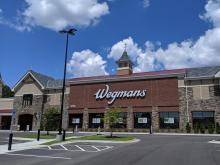 Wegmans West Cary Store Front