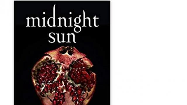 """Midnight Sun"" by Stephenie Meyer (photo courtesy Amazon)"