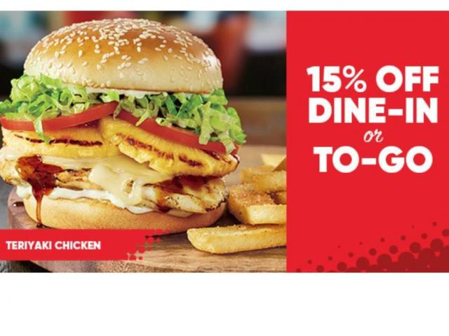 Red Robin Offer (photo courtesy Red Robin)