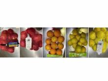 Recall for select potatoes, oranges and lemons from Freshouse II, LLC of Salisbury, NC (photo courtesy FDA.gov)