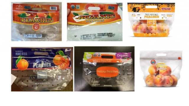 Prima® Wawona Peaches (photo courtesy Prima® Wawona)