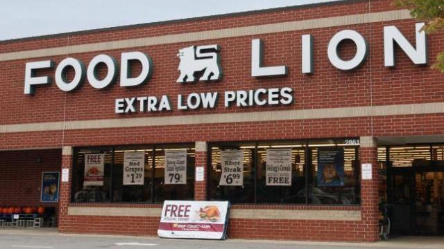 Food Lion Store Front