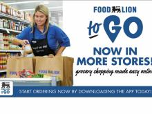 Food Lion To Go Service (photo courtesy Food Lion)