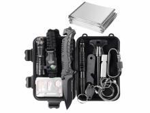 Survival Gear Kit (photo courtesy Amazon)