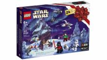IMAGES: LEGO 2020 Advent Calendars on sale: Star Wars, Harry Potter, City, Friends