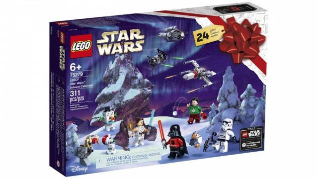 LEGO Star Wars Advent Calendar (photo courtesy Amazon)