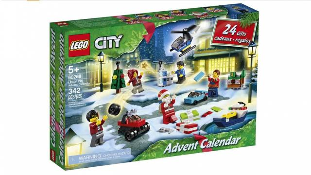 Jf Electric Christmas Gift 2020 2020 Advent Calendars on sale: LEGO Star Wars, Harry Potter, City