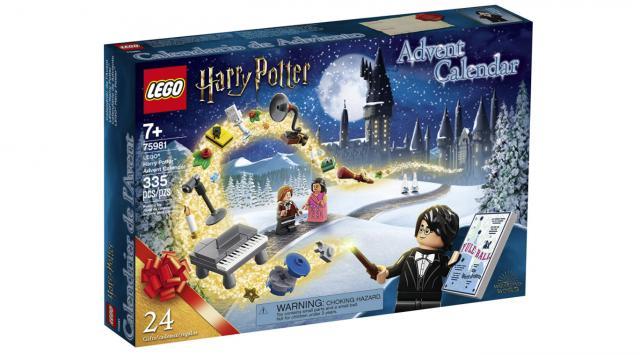 LEGO Harry Potter Advent Calendar (photo courtesy Amazon)