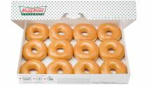 IMAGES: Krispy Kreme: BOGO $1 Sweet-or-Treat Dozen + free doughnut if you wear a costume on 10/31