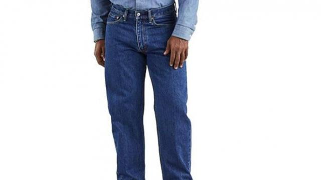 Levi S Men S 550 Relaxed Fit Jeans Only 26 99 55 Off Wral Com