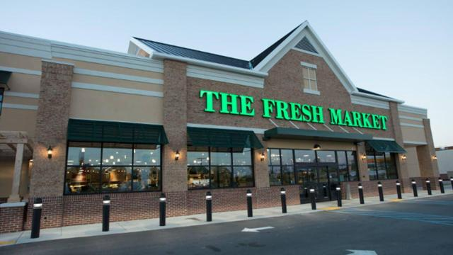 The Fresh Market Store Front (photo courtesy The Fresh Market)
