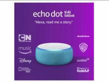 Echo Dot (3rd Gen) Kids Edition (photo courtesy Amazon)