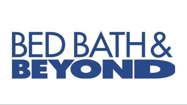 Bed Bath Beyond Logo (photo courtesy PRNewsfoto/Bed Bath & Beyond Inc.)