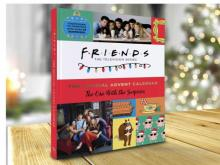 Friends: The Official Advent Calendar: The One With the Surprises (photo courtesy Amazon)