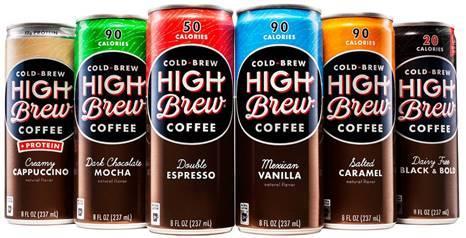High Brew Coffee (photo courtesy High Brew Coffee)