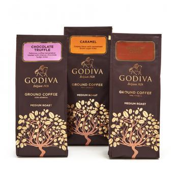 Godiva Ground Coffee (photo courtesy Godiva)