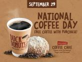 IMAGES: National Coffee Day 2020 is Sept. 29 with freebies and discounts