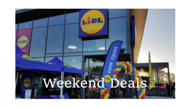 Lidl Weekend Deals
