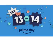 Amazon Prime Day Logo (photo credit Business Wire/Amazon)
