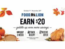 Food Lion Promotion (photo courtesy Food Lion)