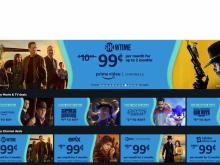 Offre Amazon Prime Channels (photo fournie par Amazon)