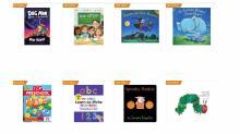 Children's Books (photo courtesy Amazon)