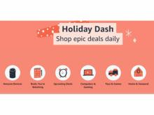 Amazon Holiday Dash Sale (photo courtesy Amazon)