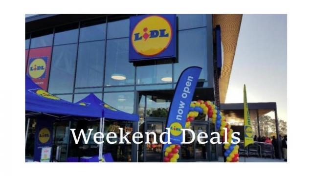 Lidl Weekend Deals