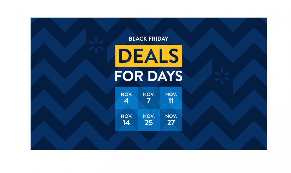 Walmart Black Friday Online Sale Is Live Now See The List Of Top Deals Here Wral Com