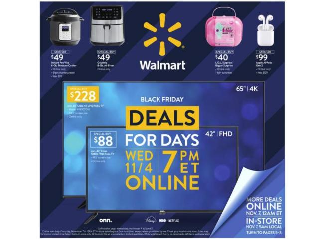 Walmart Black Friday Event 2 Nov 11 15 Wral Com