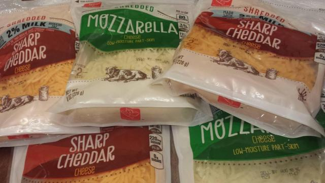 Harris Teeter Shredded Cheese