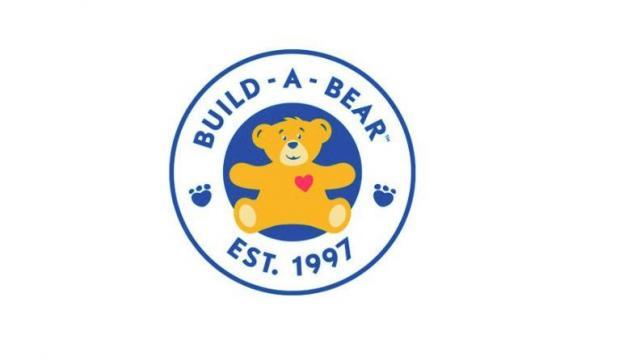 Build-A-Bear Logo (photo courtesy Build-A-Bear)