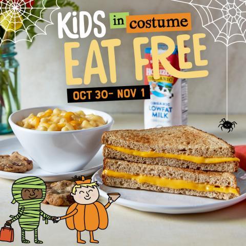 McAlister's Deli Halloween Kids Eat Free Offer (photo courtesy McAlister's Deli)
