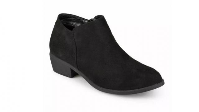 Journee Collection Sun Women's Ankle Boots (photo courtesy Kohl's)