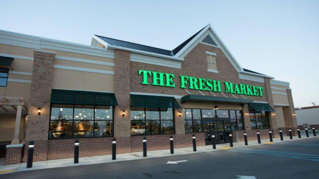 The Fresh Market Store (photo courtesy The Fresh Market)