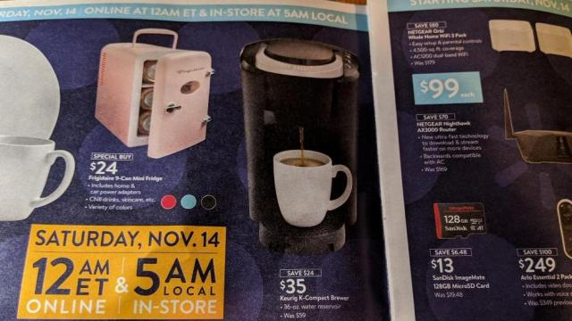 New Walmart Black Friday Deals Are Live Now On Saturday Nov 14 Wral Com