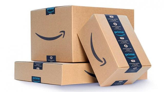 Amazon Boxes (photo courtesy Amazon)