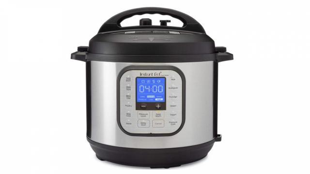 Instant Pot Duo Nova Pressure Cooker 7 in 1 (photo courtesy Amazon)