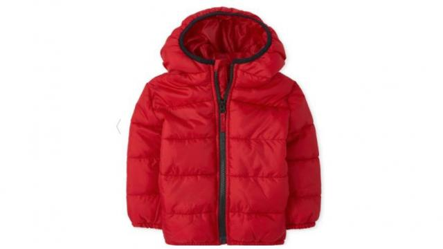 Toddler Boys Puffer Jacket (photo courtesy The Children's Place)