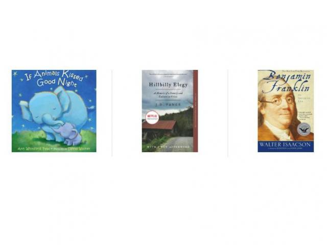 HOT Amazon Book & Craft Promotion: $5 off $20 purchase & most are on sale up to 64% off!