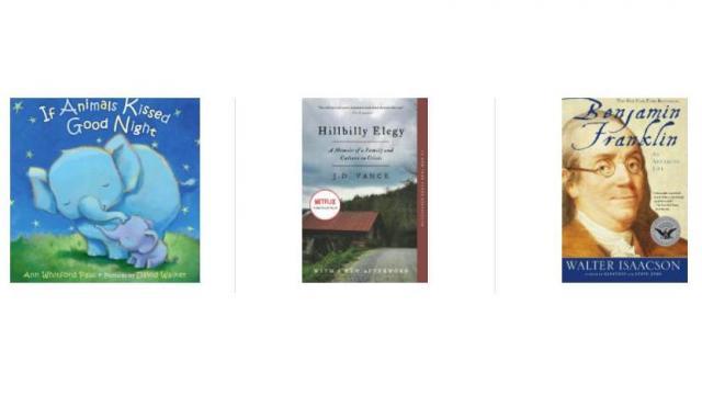 Amazon Book Offer (photo courtesy Amazon)