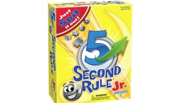 5 Second Rule Junior (photo courtesy Amazon)
