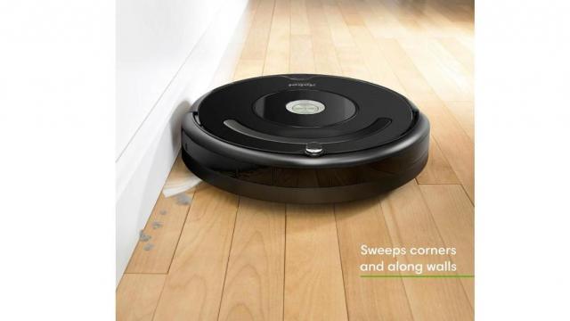 iRobot Roomba 675 Robot Vacuum (photo courtesy Amazon)