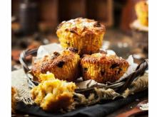 Pineapple Carrot Muffins (photo courtesy Food Bank of Central & Eastern North Carolina)